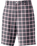 FootJoy Performance Plaid Shorts