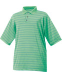 FootJoy Stretch Lisle Stripe Polo