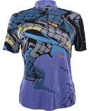 Jamie Sadock Women's Spiderman Polo