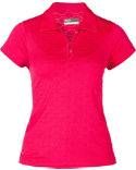 LIJA Women's Peplum Pitch Polo