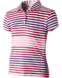 Nike Girls' Multi-Stripe Polo