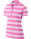 Nike Women's Bold Stripe Polo
