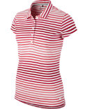 Nike Women's Sport Stripe Polo