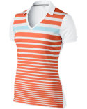 Nike Women's V-Neck Polo