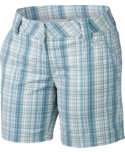 Oakley Women's Back Nine Plaid Shorts
