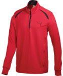 PUMA Long Sleeve 1/4-Zip Top