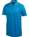 PUMA Cat Jacquard Polo