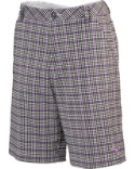 PUMA Tech Plaid Bermuda Shorts