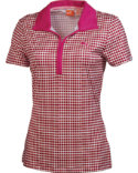 PUMA Women's Dot Pattern Polo