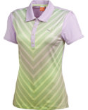 PUMA Women's Transitional Graphic Polo