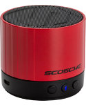 Scosche boomSTREAM Mini Wireless Bluetooth Speaker