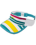 Slazenger Women's Malin Fashion Stripe Visor