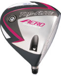 Top Flite Women's Aero Driver - Gray