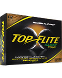 Top Flite Gamer Tour Golf Balls - 12 Pack