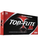 Top Flite XL Distance Golf Balls - 18 Pack