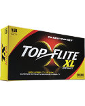 Top Flite XL Distance Yellow Golf Balls - 18 Pack