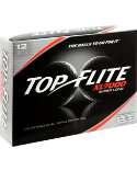 Top Flite XL 7000 Super Long Golf Balls - 12 Pack