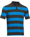 Under Armour Charged Cotton Stripe Polo