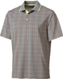 Walter Hagen Norfolk Windowpane Polo