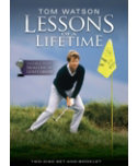 Tom Watson: Lessons of a Lifetime DVD