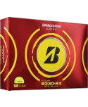 Bridgestone Tour B330-RX Yellow Golf Balls - 12 Pack