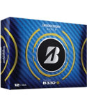Bridgestone Tour B330-S Golf Balls (2012) - 12 Pack