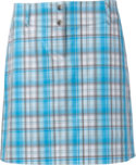 Cutter & Buck Simone Plaid Skort