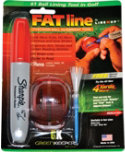 Green Keepers Line M Up FATline Ball Alignment Tool