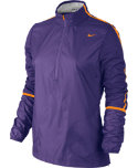 Nike Women's Windproof 1/2-Zip Jacket