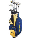 Top Flite Kids' XLj Complete Set (Ages 5-8) - Yellow