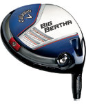 Callaway Women's Big Bertha Driver