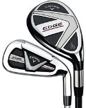 Callaway Edge Senior Hybrid/Irons - Graphite