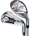 Callaway Women's X Hot N-14 Hybrids/Irons - Graphite