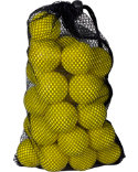 Maxfli Foam Yellow Practice Balls - 30 Pack