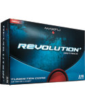 Maxfli Revolution+ Distance Golf Balls - 15 Pack