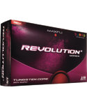 Maxfli Women's Revolution+ Golf Balls - 15 Pack