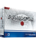 Maxfli U/3 Golf Balls - 12 Pack