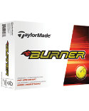 TaylorMade Burner Yellow Golf Balls (2014) - 12 Pack