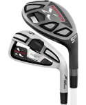 Tour Edge Women's Exotics XCG7 Hybrids/Irons - Graphite