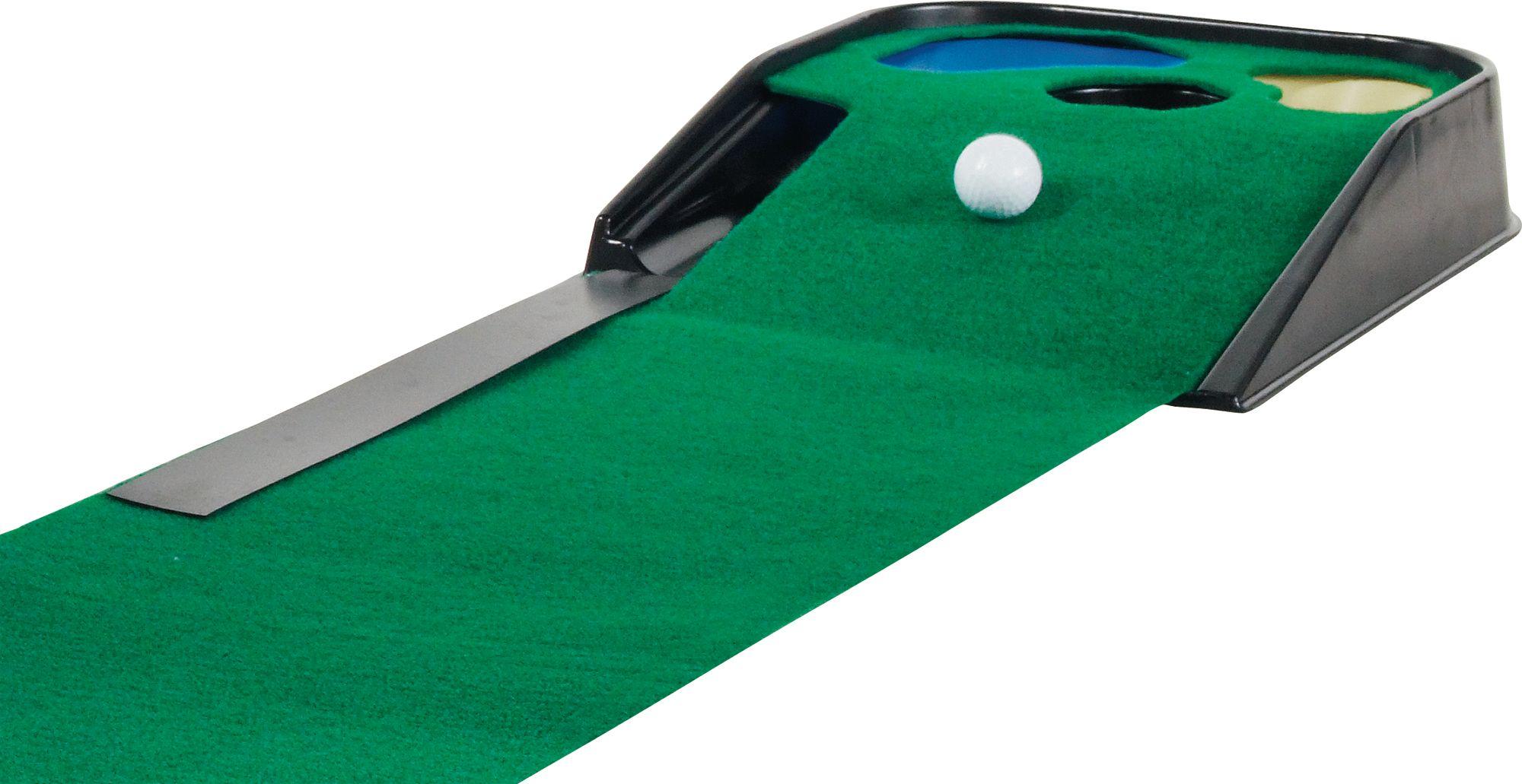 Maxfli Dual Hazard Auto Return Putting Mat Golf Galaxy