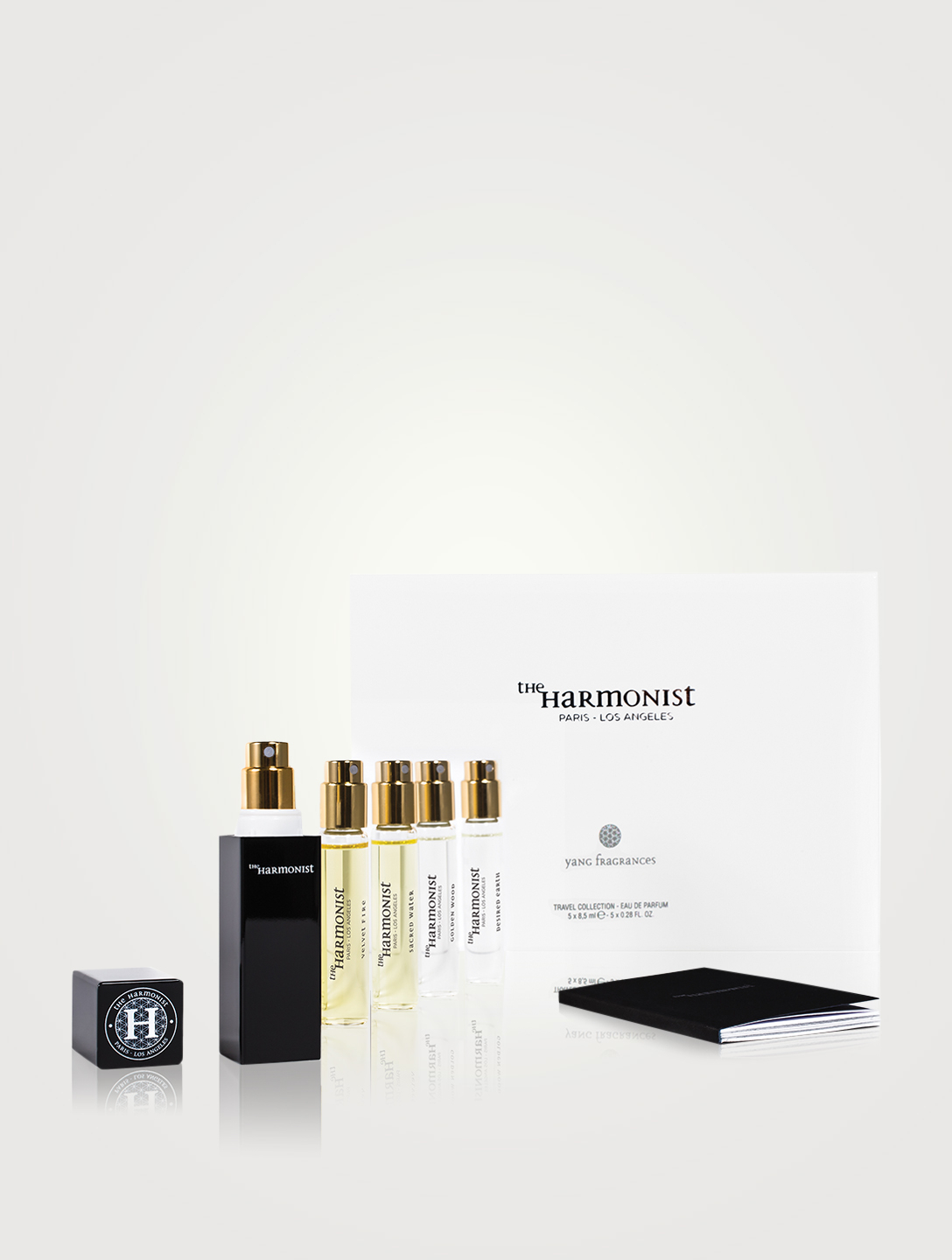 THE HARMONIST Yang Travel Collection Beauty