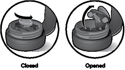 how to clean contigo coffee lid