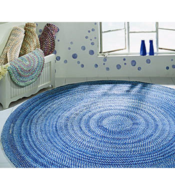 jcpenney.com | Colonial Mills® Brook Farm Reversible Braided Indoor/Outdoor Round Rug