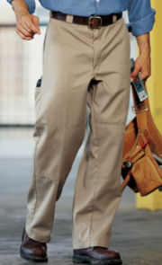Dickies® Double-Knee Twill Pants