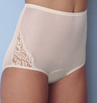 Vanity Fair® 3-Pk. Lace-Accented Panties - 13001