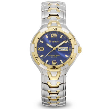 jcpenney.com | Armitron® Mens Two-Tone Sport Watch