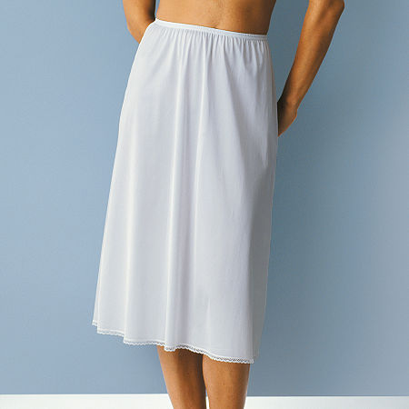"Vanity Fair Half Slip, A-line 28"" - Plus"