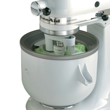 jcpenney.com | KitchenAid® Ice Cream Maker Mixer Attachment KICA0
