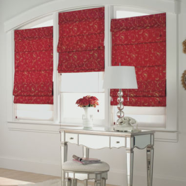 jcpenney.com | Custom Spencer Double Roman Shade - Sizes