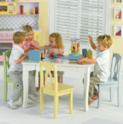 KidKraft® Brighton Table or Chair Kids Furniture